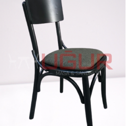 Ahşap tonet sandalye